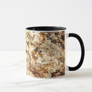 Faux Marble Pattern Mug