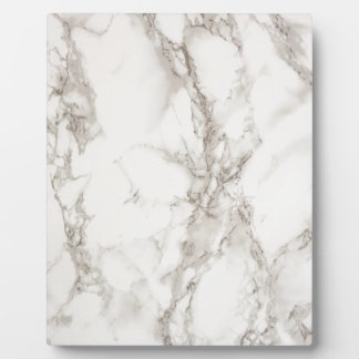 (faux) marble - sophisticated trendy beautiful plaque