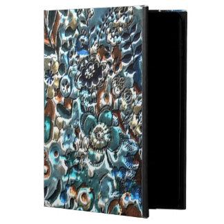 Faux Metallic pattern iPad Air 2 case Powis iPad Air 2 Case