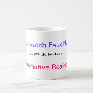 Faux News Coffee Mug