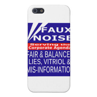 Faux Noise ALL Lies,Vitriol & MisInformation Case For iPhone 5