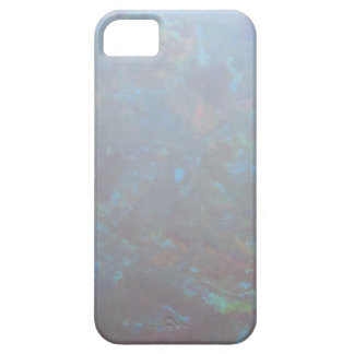 Faux opal gem geode gemstone photo hipster bokeh iPhone SE/5/5s case