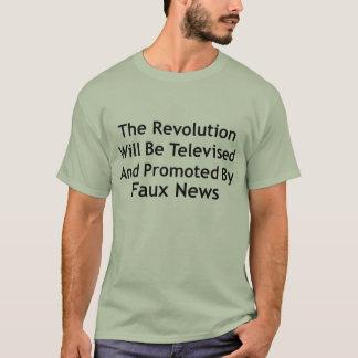 Faux Revolution T-Shirt