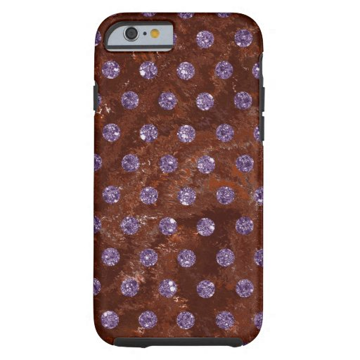 faux rhinestones brown design Case-Mate iPhone