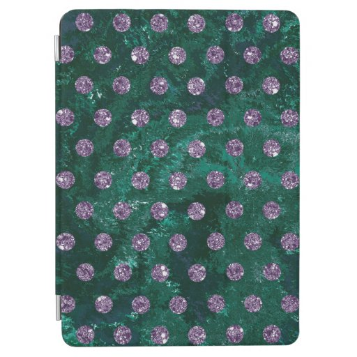 faux rhinestones green Case-Mate iPhone iPad Air Cover