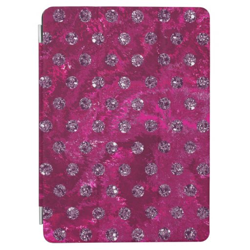 faux rhinestones pink Case-Mate iPhone iPad Air Cover