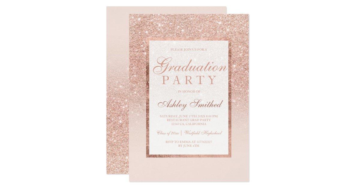 Graduation Party Invitations Announcements – Graduation Invitation