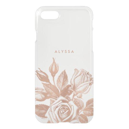 7 iphone case rose gold