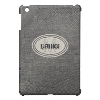Faux Rough Industrial Grunge Mens Masculine Indie iPad Mini Covers