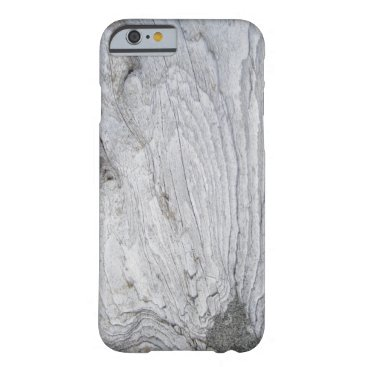 whaleriders6 Faux Sandy Driftwood Barely There iPhone 6 Case