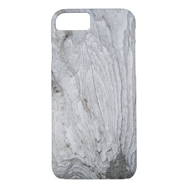 whaleriders6 Faux Sandy Driftwood iPhone 7 Case