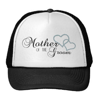 Faux Show Wedding Trucker Hat