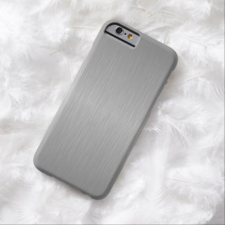 Faux Silver iPhone 6 Case