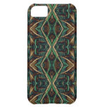 Faux-Snakeskin Pattern Case For iPhone 5C