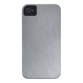Faux Stainless Steel Case-Mate iPhone 4 Case