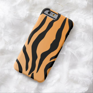 Faux Tiger Print Barely There iPhone 6 Case