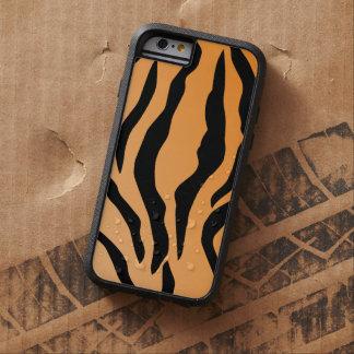 Faux Tiger Print Tough Xtreme iPhone 6 Case
