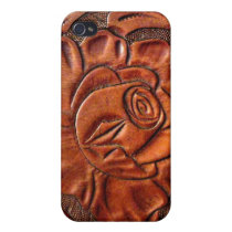 Faux Tooled Leather iPhone 4/4S Speck Case