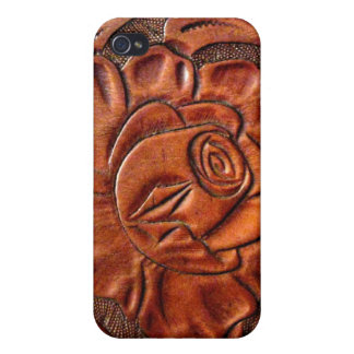 Faux Tooled Leather iPhone 4 4S Speck Case iPhone 4 Covers