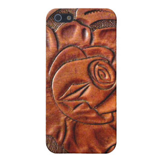 Faux Tooled Leather iPhone 5/5S Speck Case Cases For iPhone 5