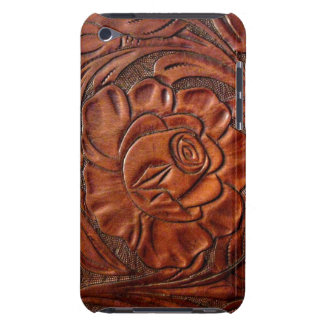 Faux Tooled Leather iPod Touch Case