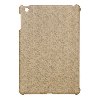 Faux vintage book cover, retro wallpaper pattern cover for the iPad mini