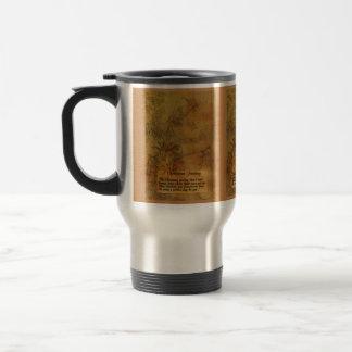 Faux Vintage Christmas Mug