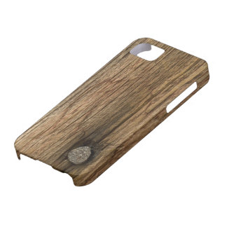 Faux Weathered Barn Wood iPhone 5 Case-Mate iPhone SE/5/5s Case