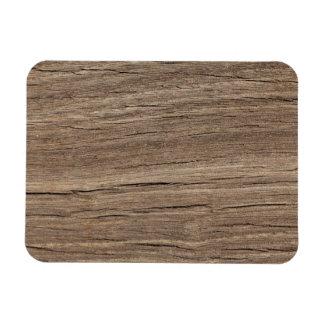 Faux Wood Grain Magnet