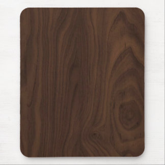 faux Wood Grain Mousepad