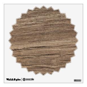 Faux Wood Grain Wall Sticker
