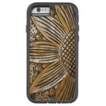 Faux Wood Sunflower Xtreme iPhone 6 6S Cases