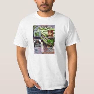 Faux Zines (Asparagus Times) T Shirt