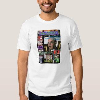 Faux Zines (International Dictator Magazine) T-Shirt