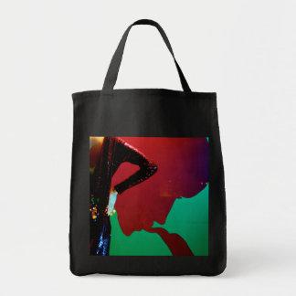 Fauxshion Canvas Bag