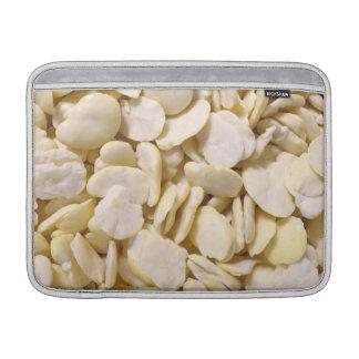 Fava beans sleeves for MacBook air