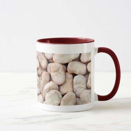 Fava beans mug