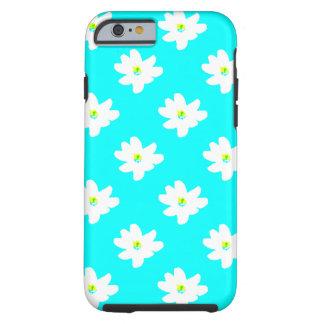 Fave de Augusta floral de la casa de fieras de la Funda Resistente iPhone 6