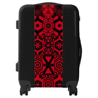 Fave de Reese rojo y negro de los Hieroglyphics