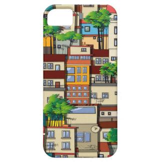 Favela Barzil iPhone 5 Carcasa