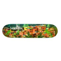 Favela Hill Skateboard Deck