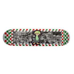 Favela Kid Skateboard Deck