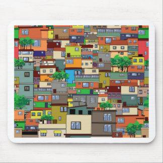 Favela Tapetes De Raton