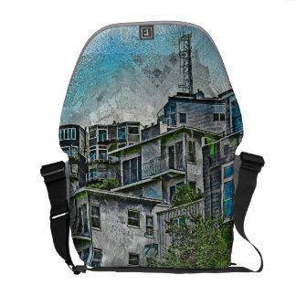 Favelas 2020 de San Futurisco TwinPeaks Bolsas Messenger