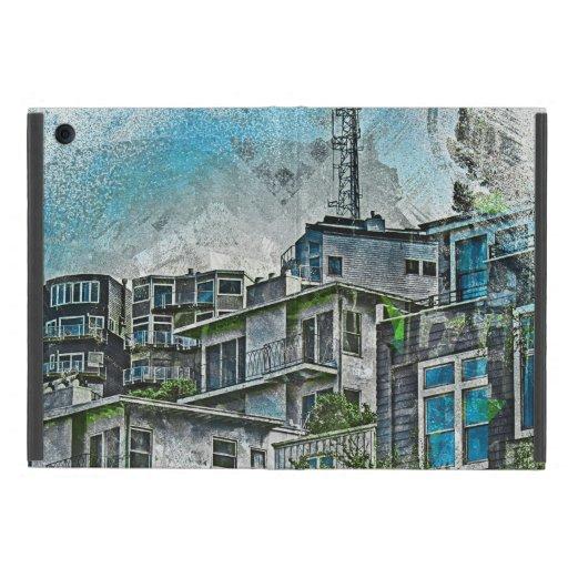 Favelas 2020 de San Futurisco TwinPeaks iPad Mini Protector