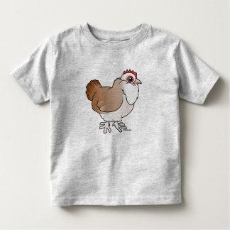 Faverolles Hen Toddler T-shirt