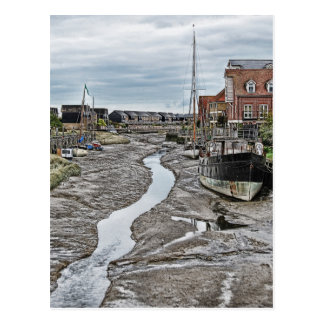 Faversham Creek Postcard