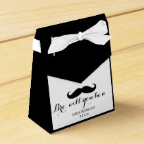 Favor Box - Bro, Groomsman|Best Man