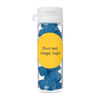 Favor Box uni Yellow Gum