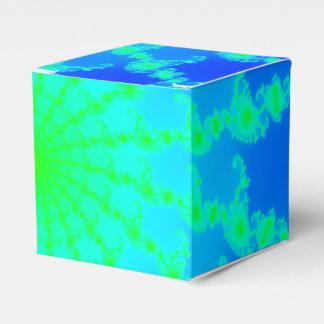 Favor Box w/ Mandelbrot Fractal